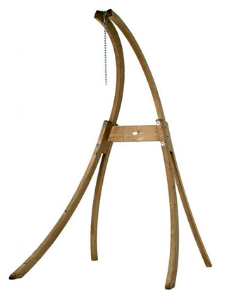Atlas Chair Stand - Wood Frame - for Hanging Chair