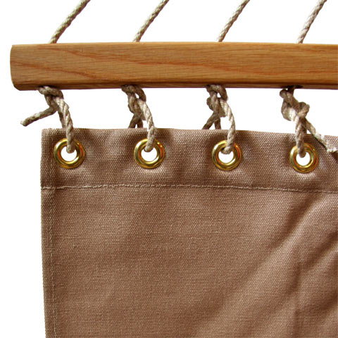canvas hemp fabric hammock twin oaks hammocks  rh   twinoakshammocks