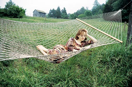 Traditional Rope Hammock