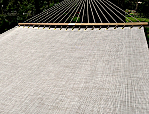Sand Overlay Sunbrella Sling Hammock