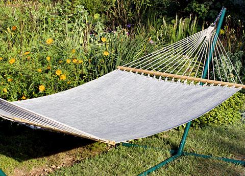 Rosemary Sunbrella Sling Hammock