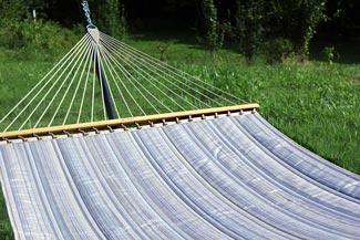 Vivid Summer Sunbrella® Quilted Hammock