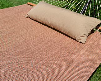 Copper Sunbrella Sling Fabric Hammock