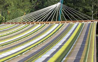 Limelite Sunbrella® Quilted Hammock
