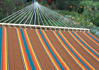 Southern Clay Sunbrella® Quilted Hammock